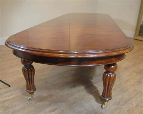 12 Foot Dining Table 12 Foot Mahogany Dining Table Ebay