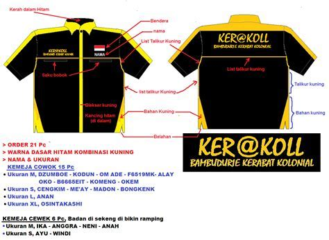 KST Biker's Art Centre: KEMEJA RACING