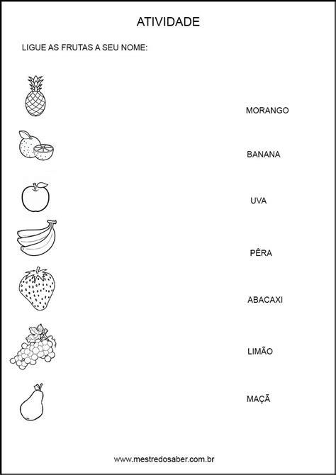 Projeto alimentação saudável Educação infantil - Mestre do
