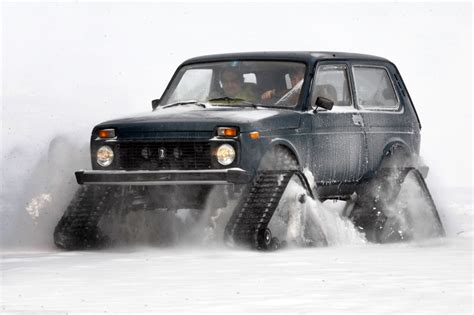 Lada Niva Cossack For Sale Lada Usa Discussion Board View Topic Niva Snowcat