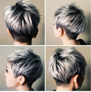 silver hair color grey hair don t care