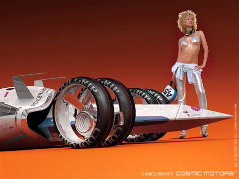 daniell motors yes ridiculously epic futuristic racing cars