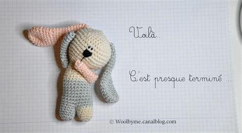 pattern in french translation 1000 id 233 es sur le th 232 me motif de lapin en crochet sur