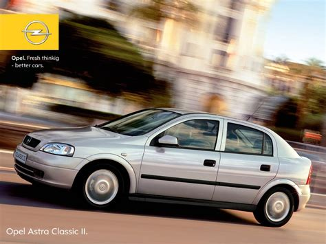 Opel Astra Clasic Opel Astra Classic