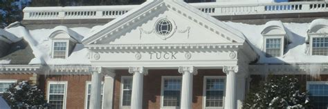Dartmouth College Tuck Mba by Dartmouth Tuck Mba Deadlines 2017 2018 Clear Admit