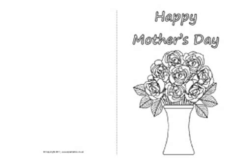 mothersday card template s day teaching resources printables for primary