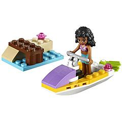 water scooter fun lego friends water scooter fun