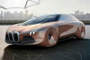 bmw new concept car bmw vision next 100 futuristic concept car unveiled