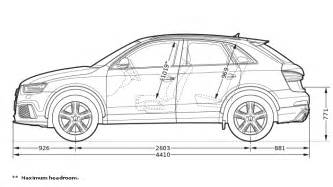Audi Q3 Height Audi Q3 Vs Q5 Dimensions