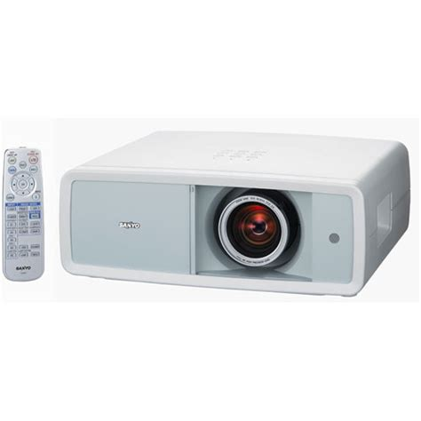 Lu Lcd Projector Sanyo Sanyo Plv Z2000 Lcd Home Theater Projector Plv Z2000 B H Photo