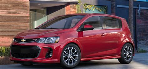 cajun paint color what color options are available for the 2017 chevy sonic