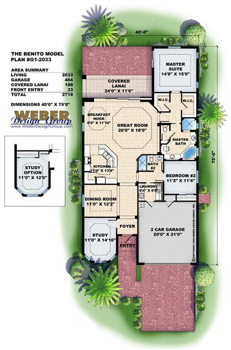 Mediterranean House Floor Plans by Mediterranean House Plan Tuscan Style Mediterranean Villa