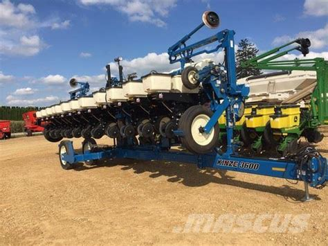 Kinze Planter Serial Numbers by Kinze 3600 For Sale Wi Price 74 900 Year 2014