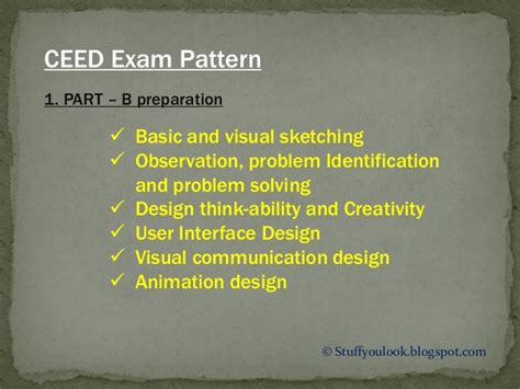 Visual Communication And Design Exam 2015 | how to start and what to practice for ceed exam