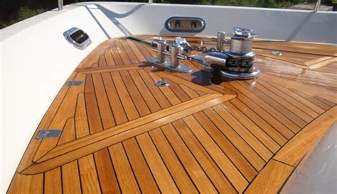 teak wood stain for boats exterior marine wood finishes part two oils sealers