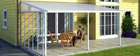 verande rimovibili come realizzare una copertura per la veranda o il terrazzo