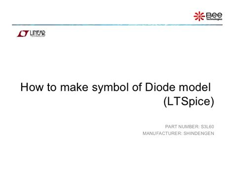 zener diode ltspice model ltspice diode model 28 images how to make symbol of diode model ltspice how to model a
