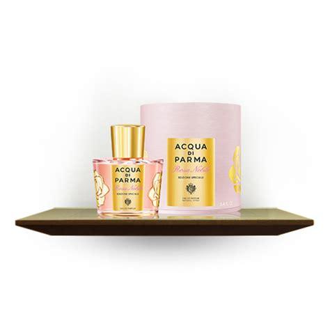 Parfum Original Acqua Di Parma Acqua Nobile Rosa Reject Tester rosa nobile special edition 2016 la parfumerie autrement