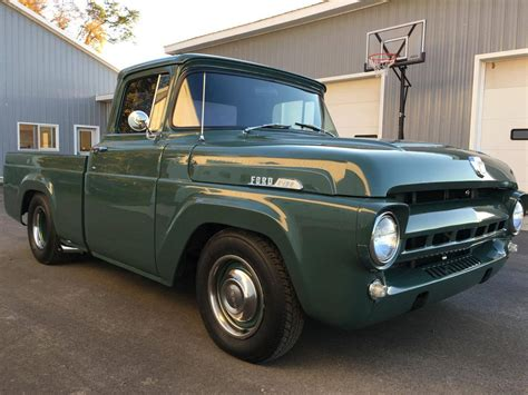 Ford F100 For Sale by 1957 Ford F100 For Sale 2034982 Hemmings Motor News