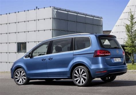 vw sharan review specs engine performance