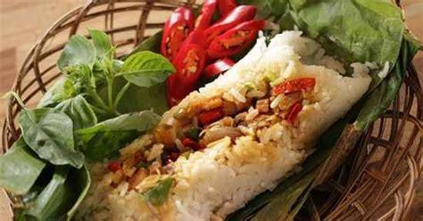 video membuat nasi bakar resep nasi bakar ayam kemangi enak khas bandung resep