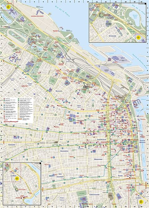 buenos aires national geographic destination city map books buenos aires national geographic destination city map