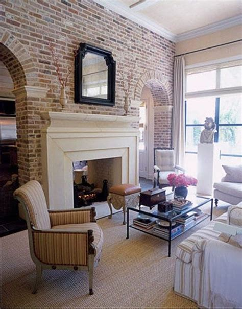 I Have Always Loved A Double Sided Fireplace That Is Shared With The   love the double sided fireplace around the house pinterest