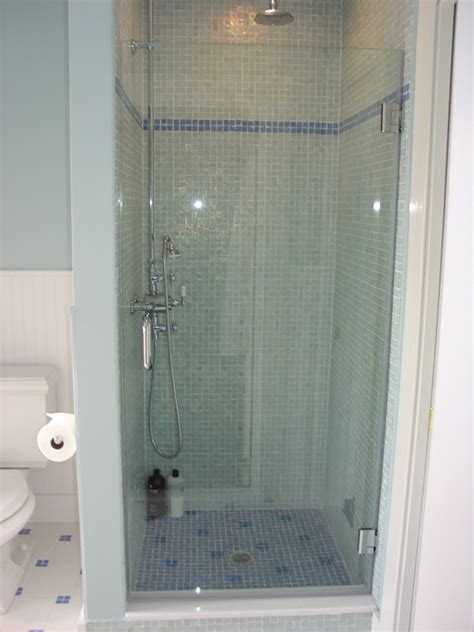 Clean Glass Shower Door Frameless Shower Doors Portland Or Esp Supply Inc Mirror And Glass