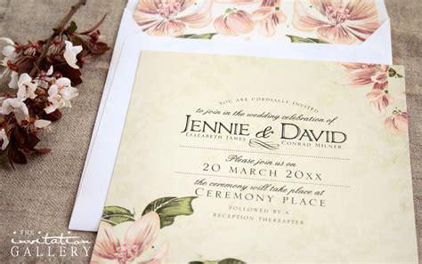 wedding invitation companies in pretoria western cape wedding invitations the invitation gallery
