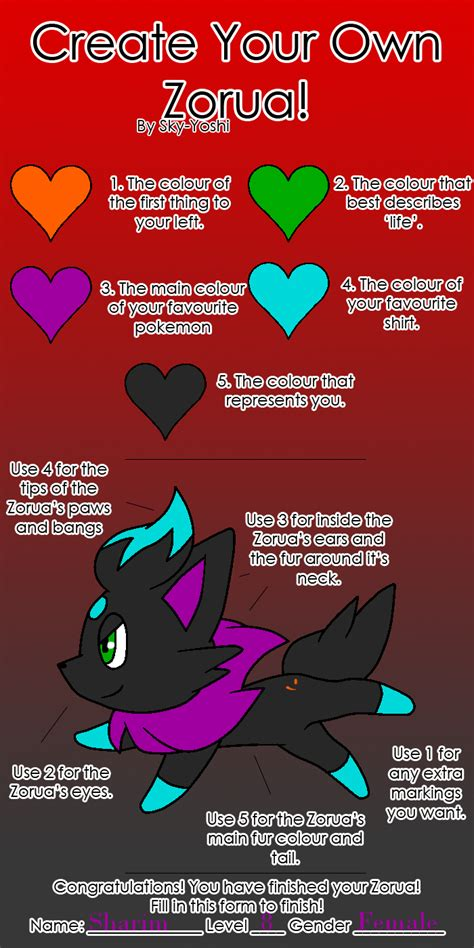 Design Your Own Meme - create your own zorua meme by wittybear93 on deviantart