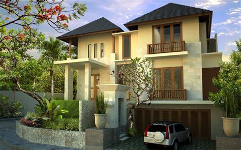 gambar desain rumah type 350 green mansion