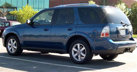 how things work cars 2006 saab 9 7x head up display file 2006 saab 9 7x blue rear jpg wikimedia commons
