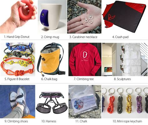 gifts for rock climbers rock climbing gifts archives spiffykerms