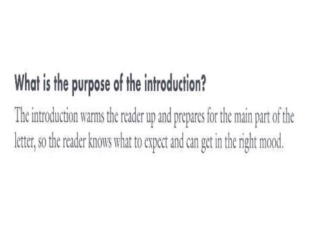 Best Introduction For Friendly Letter 2 format of a friendly letter