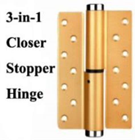 sell 3 in 1 automatic door closer hinge by mengshi co