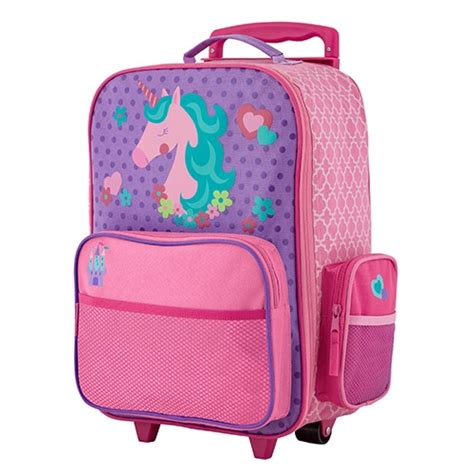 Designer Kitchen Mats by Personalized Unicorn Kids Luggage Stephen Joseph Kids