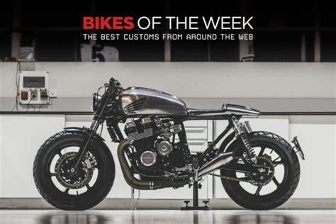 custom bikes of the week 17 september 2017 bike exif