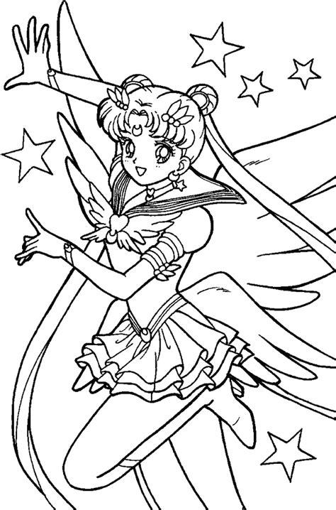 coloring pages sailor moon az coloring pages