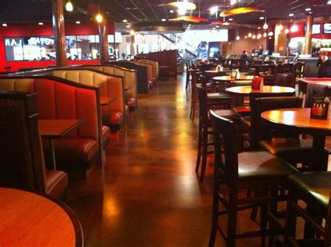 best colors for epoxy coated industrial concrete restaurant floors