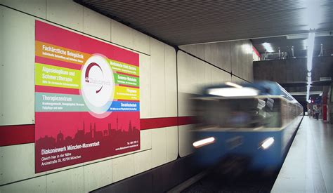 Schaufensterbeschriftung Buchen by Hinweismedien Werbeagentur Munzinger