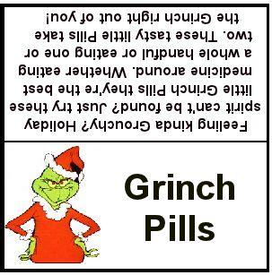 Grinch Card Template by 25 Best Ideas About Grinch Pills On Reindeer