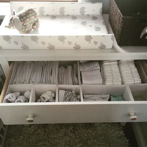 dresser organization ideas organisation station ikea skubb boxes perfect for