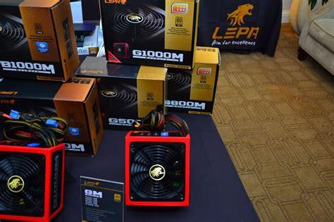Gamemax Psu 500w Gm 500g 80 Gold Certified Modular lepa unveil their range of psu s at ces 2014 eteknix