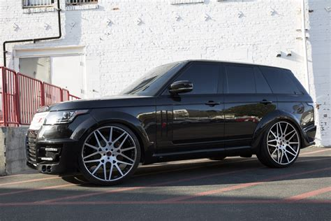 modified 2015 range rover widebody range rover by rdb