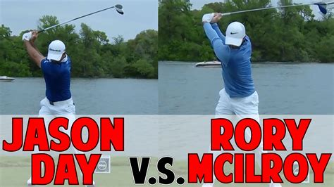 jason day swing speed jason day vs rory mcilroy golf swing complete analysis