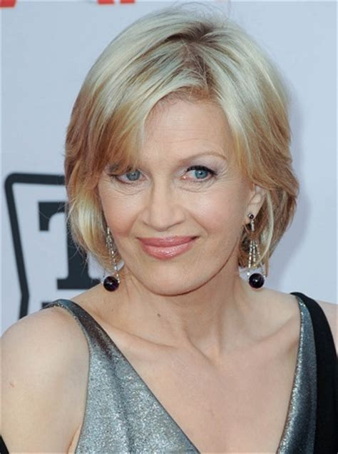 short hairstyles for women over 60 not celebs diane sawyer short celebrity hairstyles for women over 60