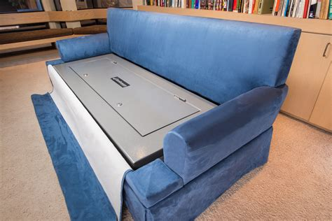 Gun Safe Sofa by Safe Ideas For Valuable At Your Home Homesfeed