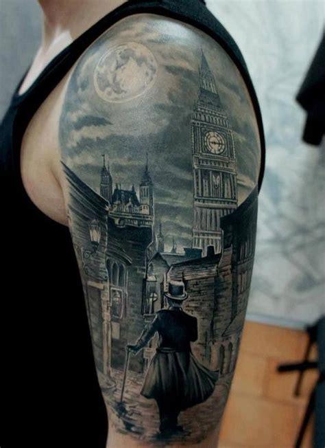 olde city tattoo city city i fall in