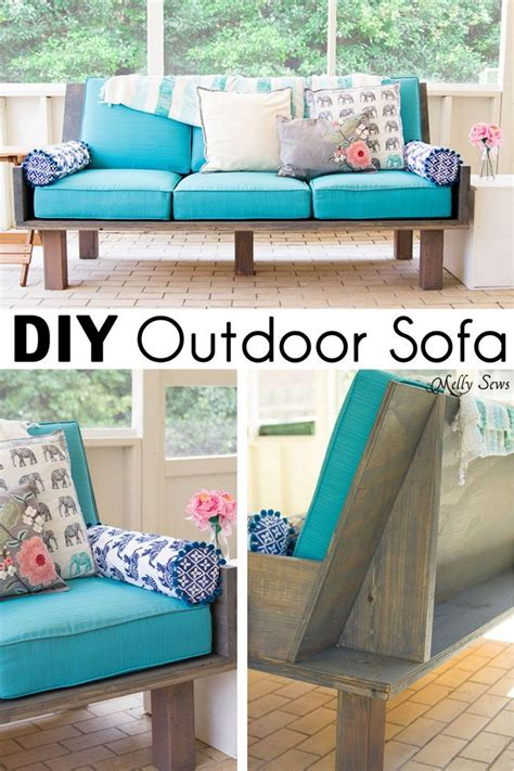 diy garden sofa 25 best ideas about build a couch on pinterest building