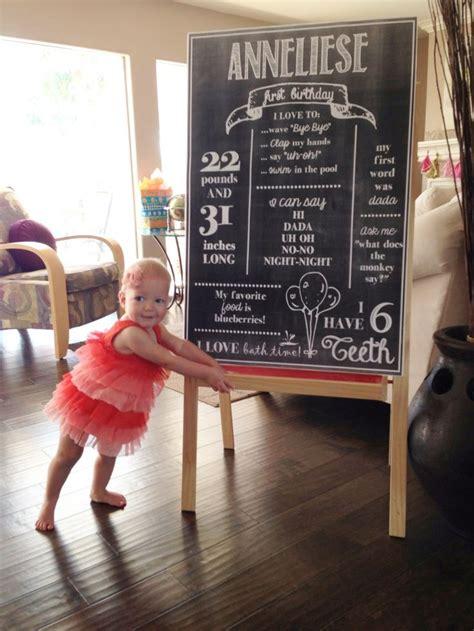 diy chalkboard birthday board chalkboard poster picmia